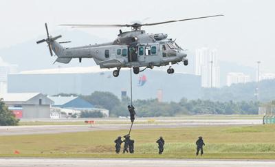 双线推进,东南亚国家多方面强化反恐合作