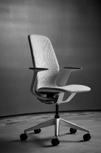 Steelcase全新SILQ座椅,座椅设计的创世革新