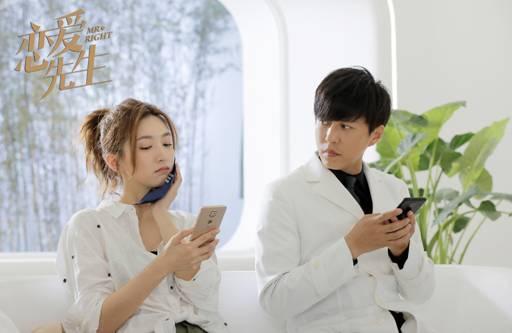 舒客解读《恋爱先生》靳东江疏影爱情观 真心陪伴才能携手一生