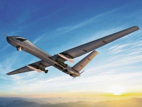 简氏:中国在国际上推销翼龙1D多用途无人机