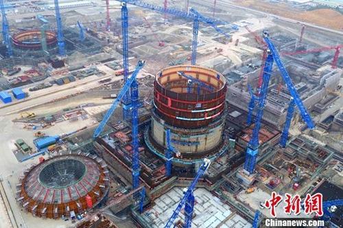 中国核电发展处机遇期 未来20年发电量占比或翻两番