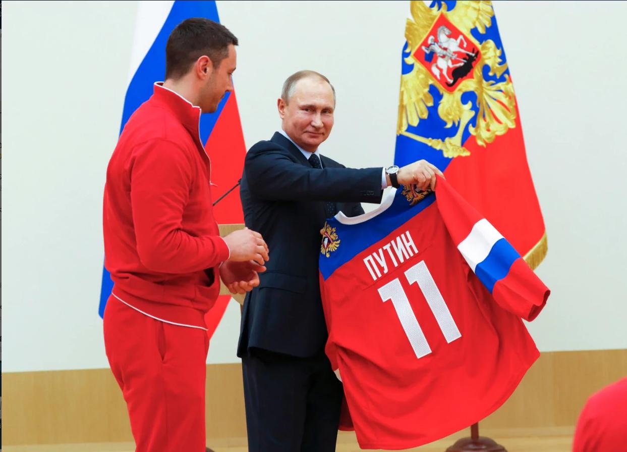 """""""负疚,没有呵护好你们!""""普京要为俄禁赛冬奥选手另办竞赛"""