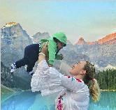 爱尔兰女子产假期间携夫带儿女周游全球