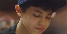 14岁的男孩成小厨神 梦想改变做拉面的理念