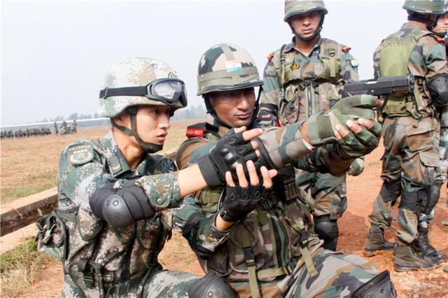 印媒:中印将重启联合军演 曾因对峙而暂停