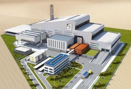 超越深圳 迪拜建世界最大垃圾焚烧发电厂