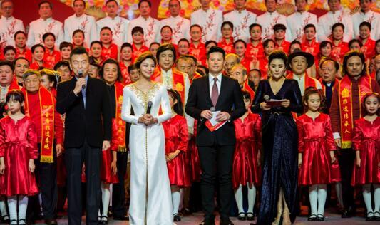 亮点纷呈的中国非遗春晚华彩绽放