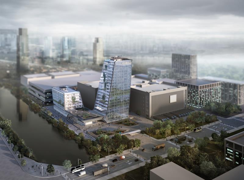 媲美苹果总部,全球新地标悍高星际总部正式动土!法拉利设计团队主笔设计