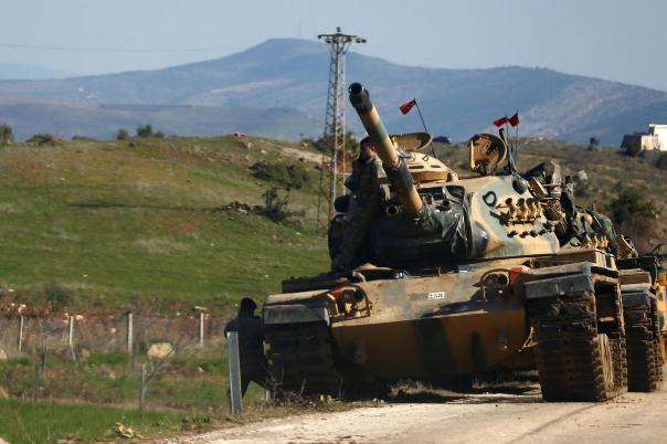 法总统就土耳其在叙行动提出警告 土总理:歪念头