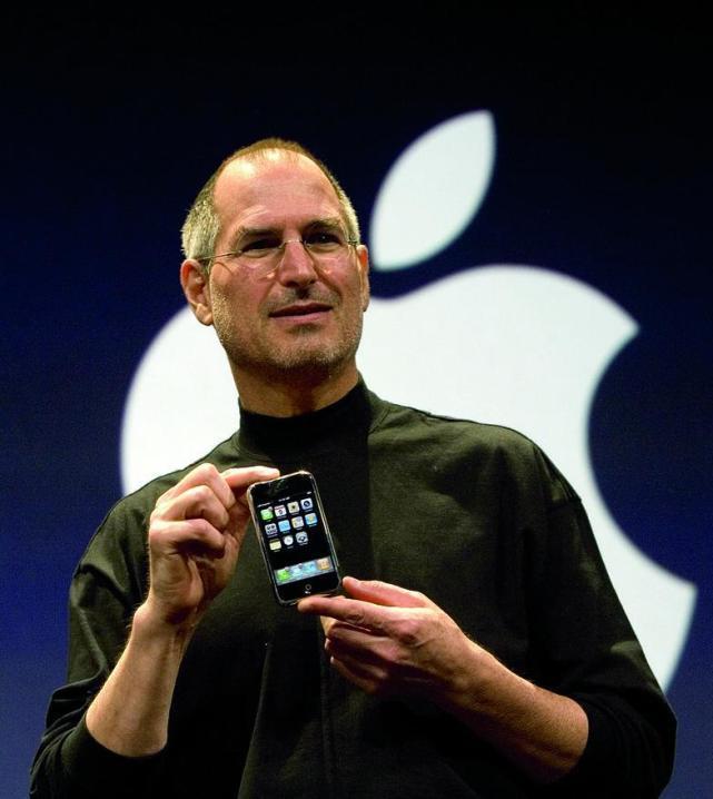 iPhone X的前世今生 苹果智能手机进化之路