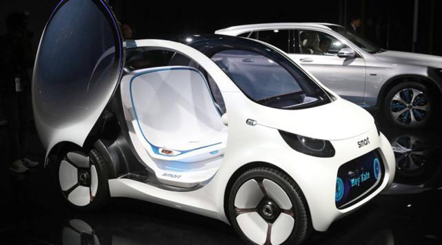 为什么无人驾驶汽车将会降温?来看这5个原因