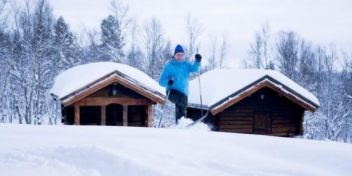 """""""通电""""的滑雪服:每小时可吸收200L汗液"""