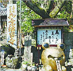 生活里象征平凡执着 旅行青蛙带日本人回归