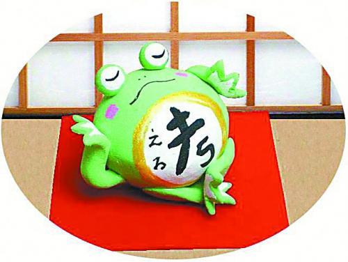 文化共鸣:旅行青蛙带日本人回归