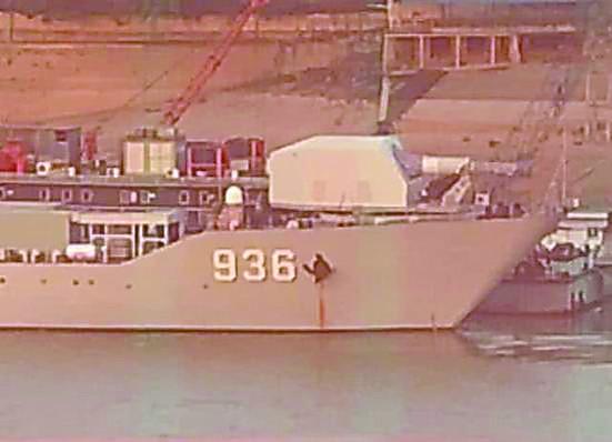 中国电磁轨道炮上舰了?被指未来或装备055驱逐舰