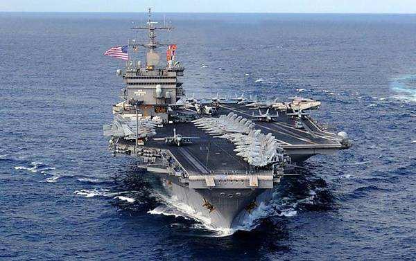 长征五号与美军航母有啥关系?航天专家这样说