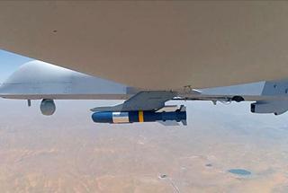 升级版彩虹4完成密集投弹试验 战斗力又有大提升