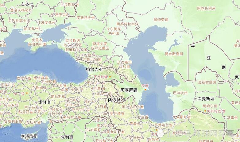"""外刊:中国""""进军""""南高加索并受当地两国家力挺"""