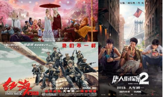 在淘宝上引爆春节档 淘票票新春电影嘉年华开启