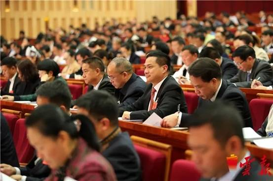 祝贺凯旋利集团李玉明当选为云南省人大代表
