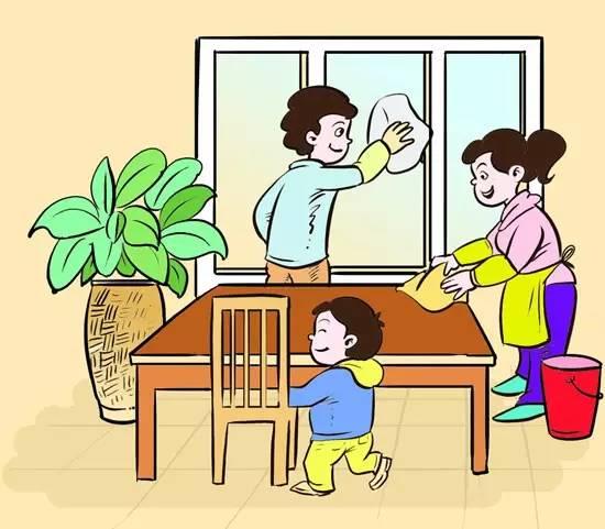 年底大扫除 自己干or找家政?