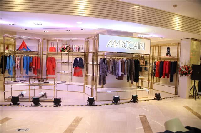 德国时尚品牌Marc Cain 全新概念店隆重登陆郑州丹尼斯百货