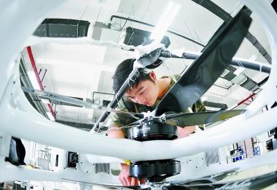 北京21家无人机企业入驻怀来