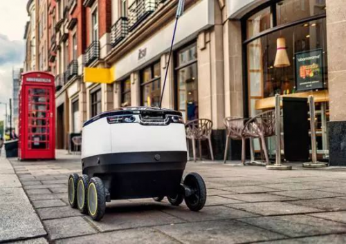 """喜闻乐见!看看那些""""下岗""""的人工智能机器人"""