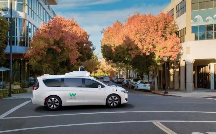 Waymo在加速测试自动驾驶技术和车辆