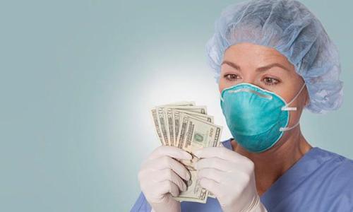 变革助力医务职员支出添加