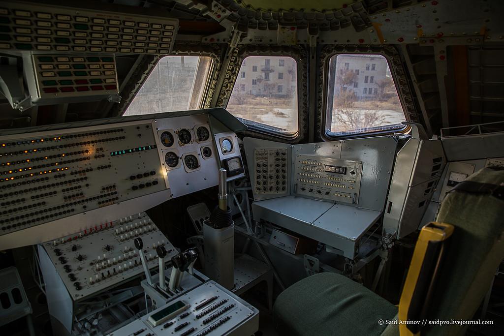俄罗斯暴风雪航天飞机内部原来这样