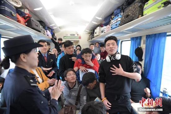 赌博平台官方网站:2月4日全国铁路预计发送旅客920万人次