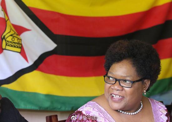 津巴布韦前副总统遇袭 曾被穆加贝夫人指认搞阴谋