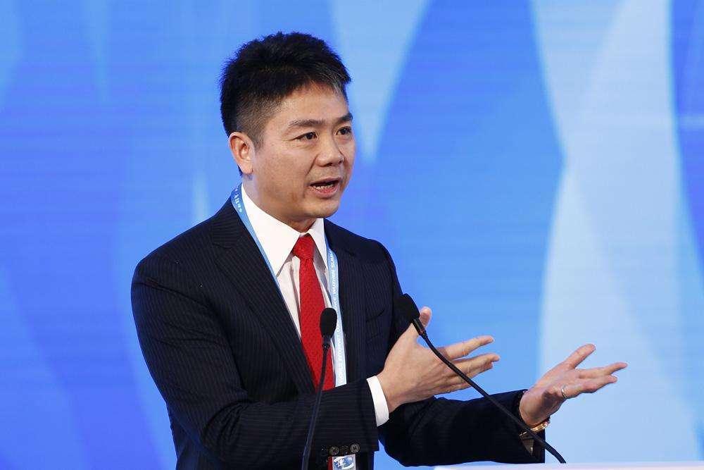 刘强东:争取几年内让京东在欧洲变得无所不在
