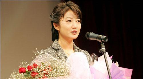 跟朴槿惠同名的韩国女主播火了 长得还像!(图)