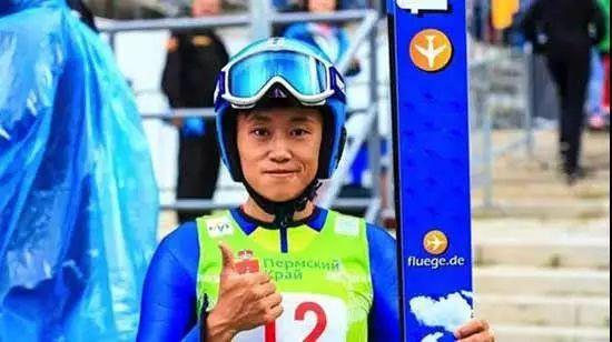 突破!中国女子跳台滑雪运动员首次闯入冬奥会