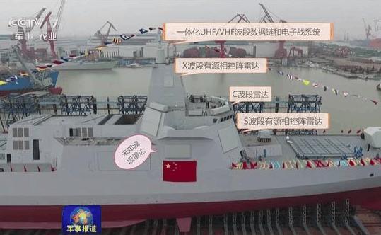 055驱逐舰或是中国电磁炮最佳平台 有划时代意义
