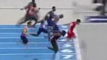 6秒47!苏炳添打破男子60米亚洲纪录 !