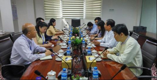 LinkEye与缅甸银行达成合作意向 提速海外扩展脚步