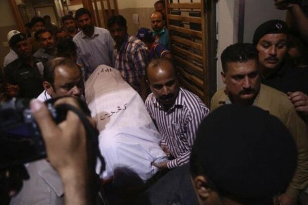 巴基斯坦两中国公民遭开枪射击 1死1伤