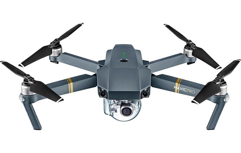 大疆第二代Mavic Pro无人机或搭载1英寸传感器相机