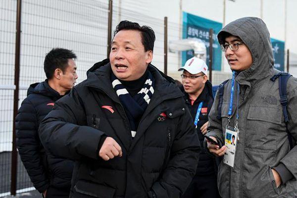 中国代表团陆续抵达平昌