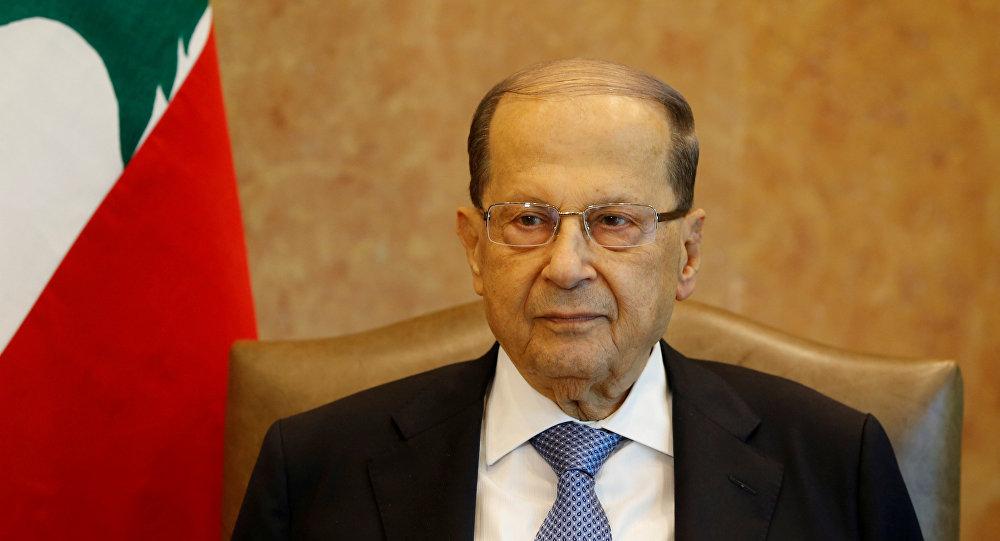 黎巴嫩总统:以色列正打算在黎以边界以方一侧修建新隔离墙
