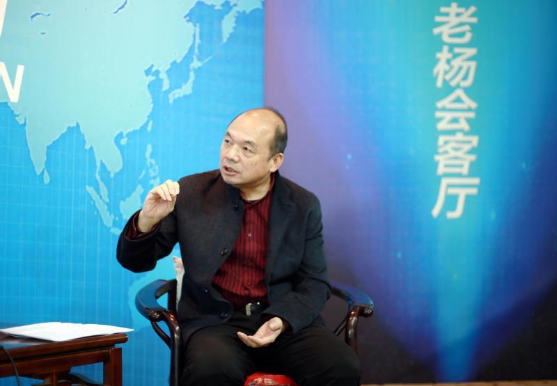 """杨建国: 一号文件为农村电商""""加码"""""""