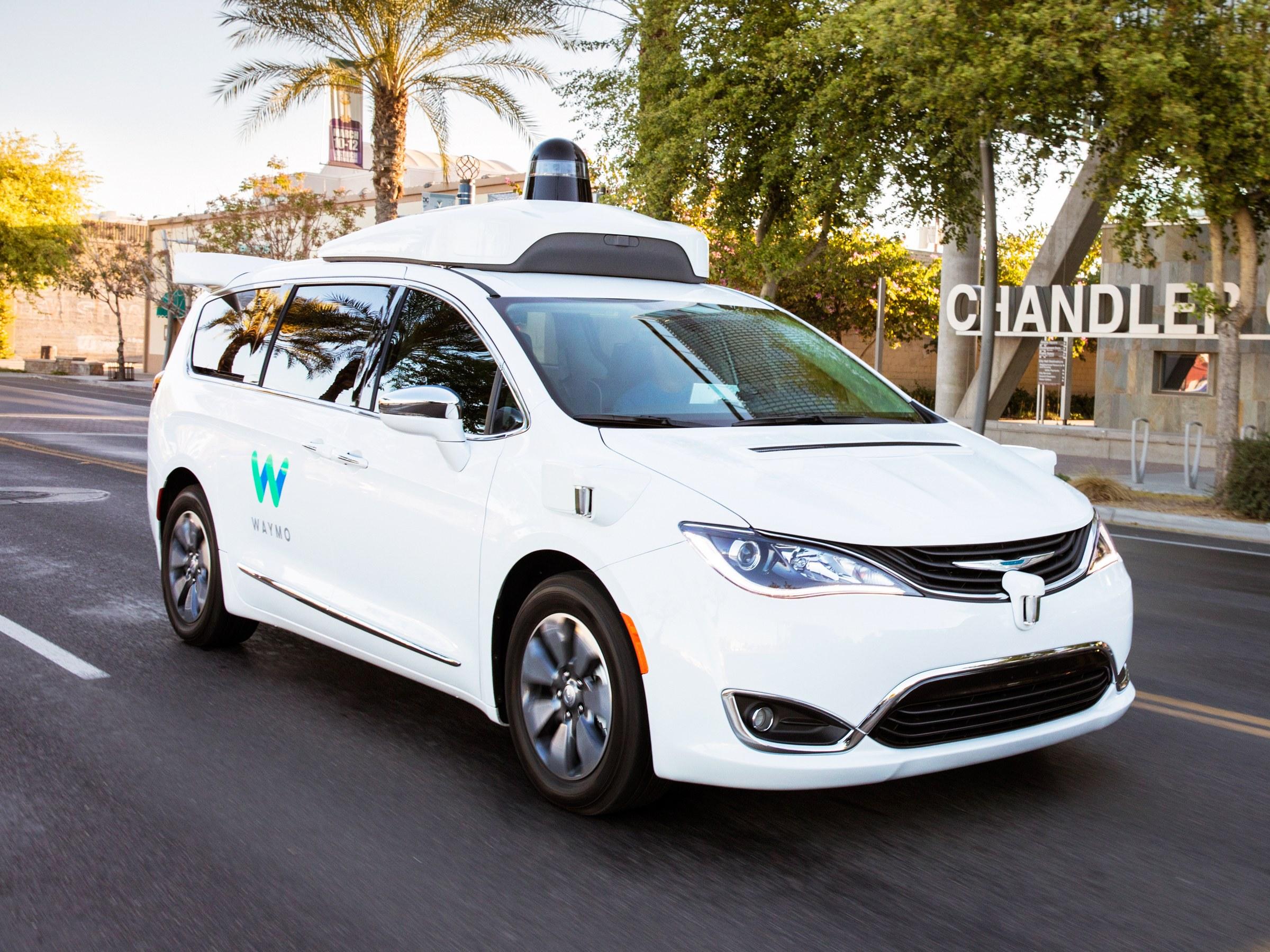 谷歌邮件曝光:无人车项目堤防百度、滴滴、Uber