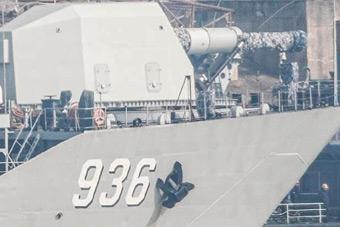 中国电磁炮登舰威震世界 美军技术领先地位不保