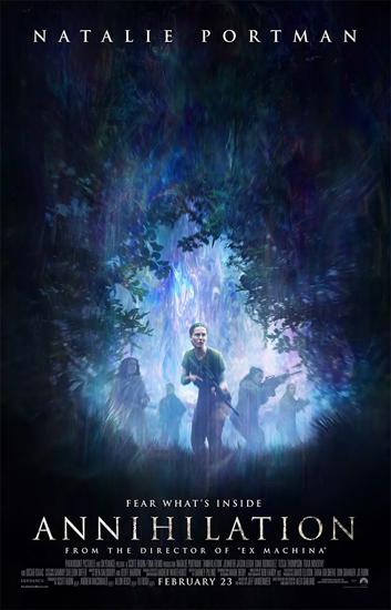 《湮灭》揭秘奇异之境 娜塔莉波特曼带队探险