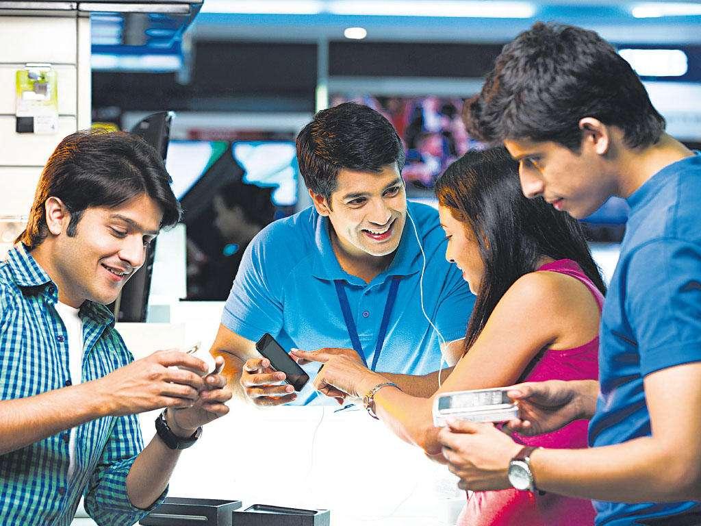 印度市场出色表现助力中国手机品牌跻身全球前五强