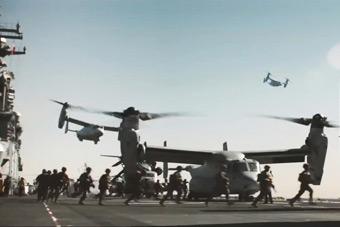 美军2018最新征兵宣传片 拍的跟好莱坞大片似的