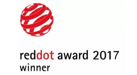 爱又米获2017德国红点设计奖 品牌形象与国际接轨